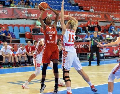 O nouă competiţie continentală de baschet feminin se va ţine la Oradea