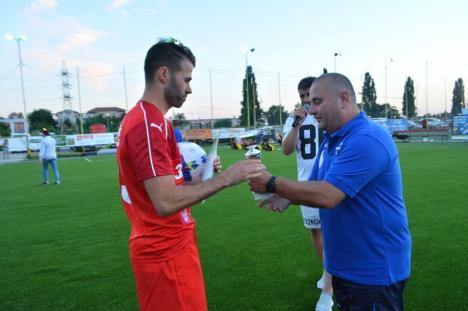 A debutat turneul final al Campionatului Naţional de Minifotbal: Bad Boys Oradea, învinsă la penalty-uri (FOTO)
