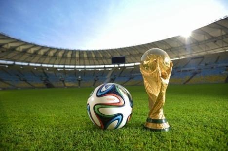 Începe Campionatul Mondial de Fotbal 2014