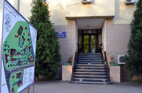 Doi prorectori ai Universităţii din Oradea, bolnavi de Covid-19