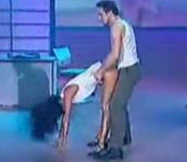 Dansez pentru tine, variantă porno în Argentina (VIDEO)