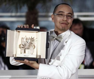 Un film thailandez, marele câştigător la Cannes