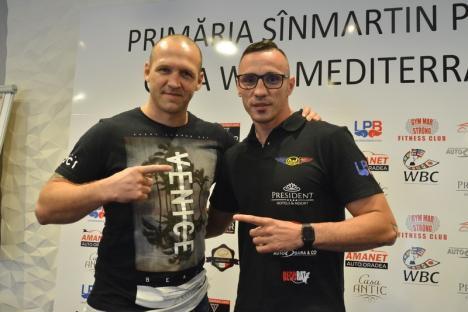 Box! Alexandru Jur vrea să îşi ofere centura WBC Mediterranean drept cadou de nuntă (FOTO)