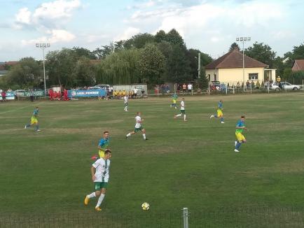 CAO s-a impus cu 5-0 la Tileagd şi este singura echipă bihoreană calificată în turul III al Cupei României (FOTO)