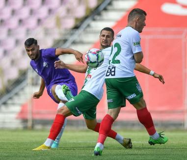 CAO a pierdut, cu 0-4, jocul amical de la Timişoara (FOTO)