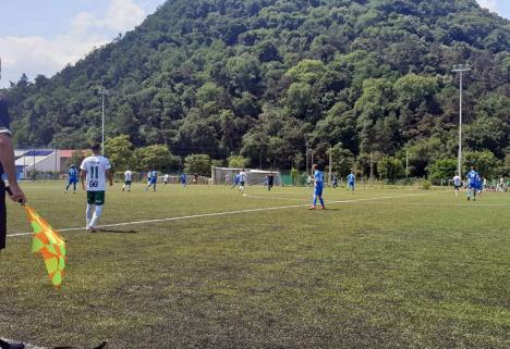 Primul joc oficial pentru CA Oradea în noul sezon
