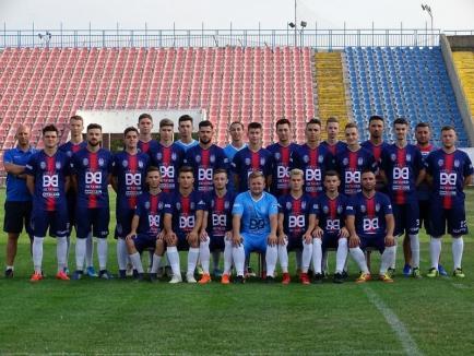 Clubul Atletic Oradea va întâlni reprezentantele judeţelor Satu Mare şi Cluj la barajul pentru promovare