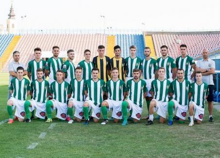 CAO 1910 Oradea, tur de excepţie: 13 victorii din 13 meciuri!