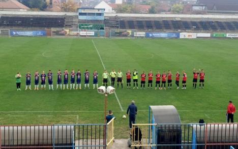 CAO 1910 Oradea defilează în Liga a IV-a: O nouă victorie la scor pentru 'alb-verzi'