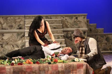 Din nou la Teatru! Capcana lui Hamlet, prima premieră a anului