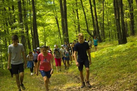 Elevii bihoreni vor descoperi comorile Pădurii Craiului