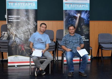 Călătorie spre centrul pământului: Județul Bihor are prima reţea de peşteri speoturistice din România