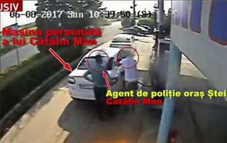 Fratello iertat: Fratele fostului șef al DNA Oradea, scos din povestea în care și-a alimentat mașina pe banii primăriei Budureasa