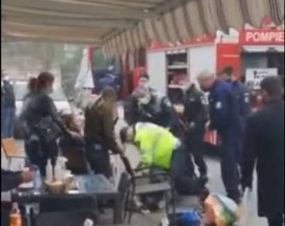 Cazul bărbatului decedat după intervenţia poliţiştilor din Piteşti: Moartea a fost violentă, prin asfixiere
