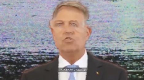 """UDMR-iştii îşi îmboldesc alegătorii la vot cu """"coşmaruri': Adi Minune va fi ambasadorul României în Ungaria, iar de Ziua maghiarilor vor dansa hora (FOTO/VIDEO)"""