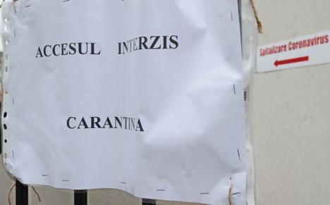 """Guvernul a aprobat noi definiții pentru """"izolare"""" și """"carantină"""", pentru a deveni din nou obligatorii în România"""