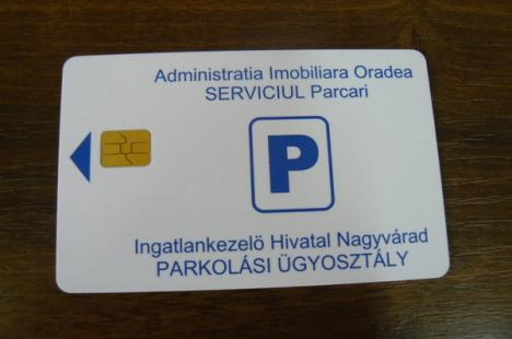 AIO introduce parcarea pe bază de card pre-pay