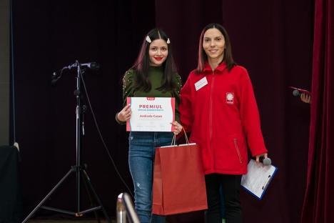 Caritas Eparhial şi-a premiat voluntarii pentru 2.348 de ore în serviciul aproapelui(FOTO)