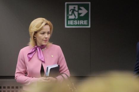 Rămân voluntari: Cei 5 consilieri ai ministrului Carmen Dan care încasau şi pensii, şi salarii şi-au dat demisia