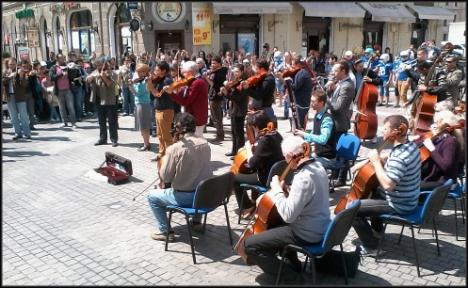 5 minute pentru Oradea: Cum a ajuns cultura în stradă
