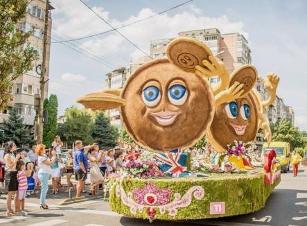 Carnavalul Florilor, din nou în Oradea