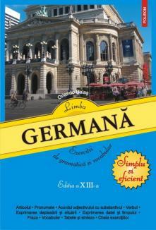 Cartea cărţilor: De 15 ani, cartea orădeanului Orlando Balaş este cel mai bine vândut manual de germană