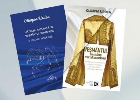 File de... mătase: Bihorenii, invitaţi la o dublă lansare de carte despre mătasea naturală