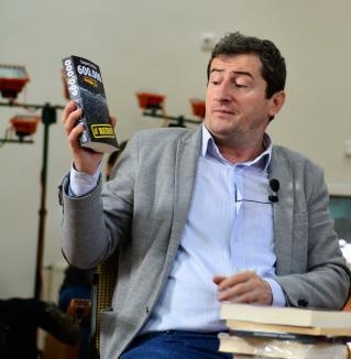 """Grigore Cartianu, în faţa studenţilor de la Jurnalism: """"Nu suntem în post-adevăr, suntem în plină minciună"""""""