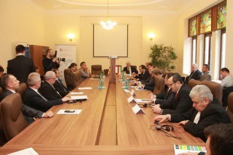 Casa Naţională de Comerţ din Ungaria şi-a deschis birou în Oradea