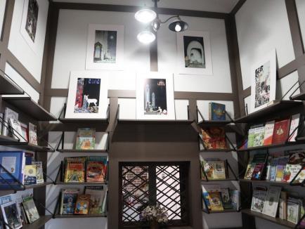 """Castelul cărților: Universul magic al tărâmului Narnia se află într-un """"șifonier"""" din Oradea (FOTO / VIDEO)"""