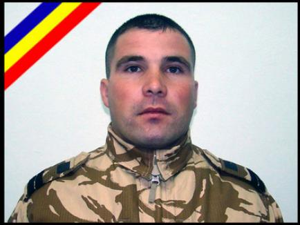 Un alt militar român a murit în Afganistan