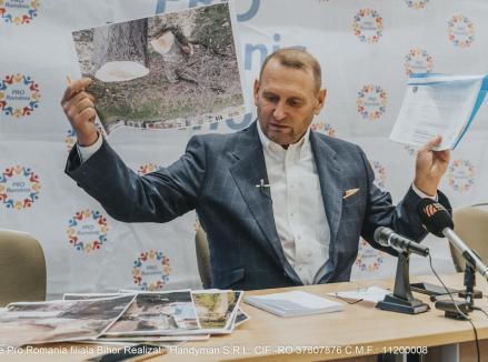 'Revoluția' lui Cataramă continuă: Candidatul vrea să facă testări în piața publică, DSP Bihor susține că nu are voie