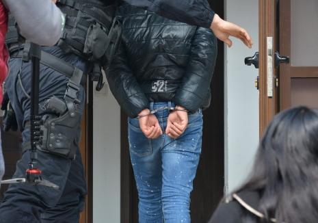 Tânărul bihorean care a rănit un om și a fugit a fost arestat!