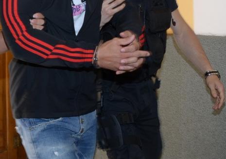 Aventuri la beţie: Un tânăr a furat o dubă din Dobreşti, a condus-o fără permis până la Oradea și a intrat în două maşini parcate