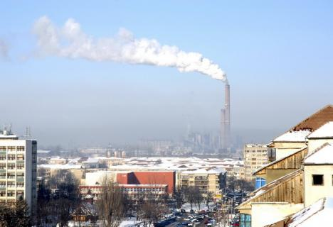 CET-ul se pregăteşte să suplimenteze producţia de căldură prin pornirea unui cazan pe gaz