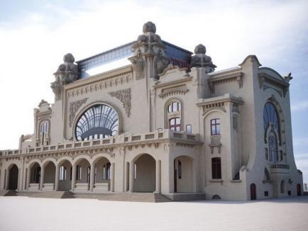 Guvernul a aprobat indicatorii pentru restaurarea Cazinoului din Constanţa. Vezi cum va arăta! (FOTO)