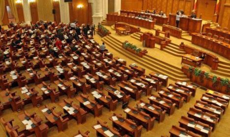 Deputaţii au votat legea Codului administrativ: pensii speciale pentru edili