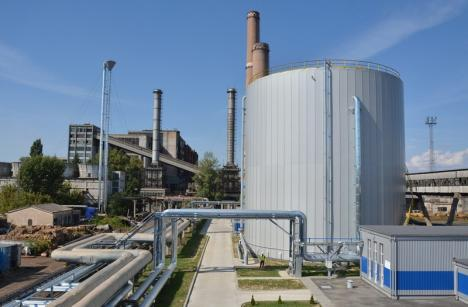 Descoperire şoc! Termoficare Oradea, amendată de Garda de Mediu pentru că a folosit vechiul cazan pe gaz fără autorizație!