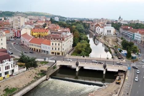 Primăria vrea clădiri mari şi moderne de birouri în centrul istoric pentru a atrage IT-iştii în Oradea