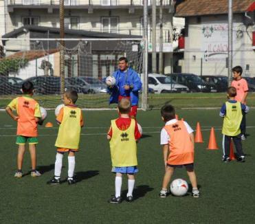 Turneu internaţional de fotbal juniori la Oradea