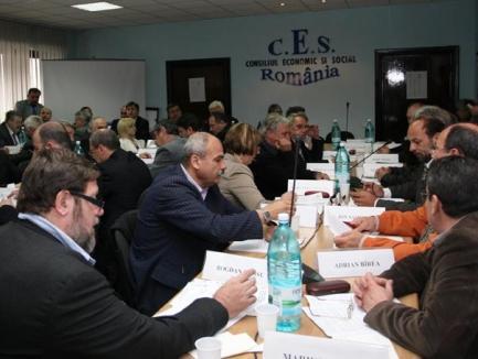 Consiliului Economic şi Social nu a dat niciun fel de aviz pe scrisoarea către FMI