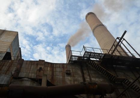 O nouă avarie la CET. Toată Oradea rămâne fără căldură şi apă caldă până la noapte