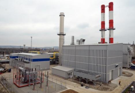 Primăria Oradea ia în calcul varianta achiziţionării unei a doua turbine pe gaz pentru CET