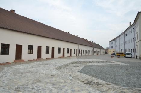Direcţia Patrimoniu caută meşteri populari, artizani şi artişti plastici pentru spaţiile din Cetatea Oradea
