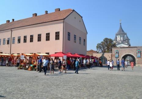 Sărbătoare, sâmbătă, în Cetate: Zilele Culturii Slovace din Bihor