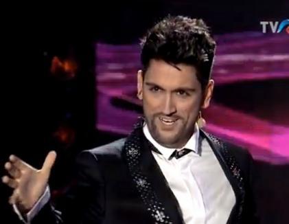 Cezar Ouatu va reprezenta România la Eurovision 2013 (VIDEO)