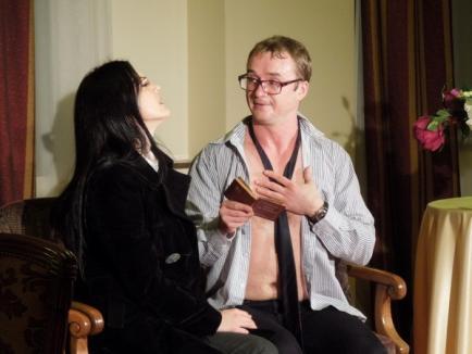 Actorii fac campanie pentru ARD: Mocan este tânăr şi frumos, iar Bungău are experienţă şi înţelepciune (FOTO)
