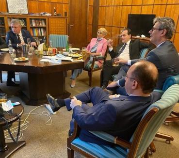 Chef la Guvern în stare de alertă. Premierul Ludovic Orban a fost amendat