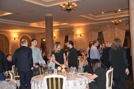 Chef Cătălin Scărlătescu a răsfăţat orădencele, de Ziua Femeii (FOTO/VIDEO)