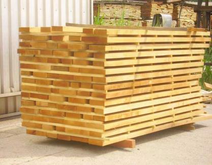 Aproape 80 mc de cherestea şi lemn de foc, confiscate la Borş